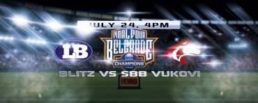 CL2015F4: London Blitz vs Belgrade SBB Vukovi [Report]