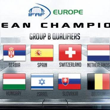 B Group Qualifiers: Russia/Norway, Serbia/Hungary