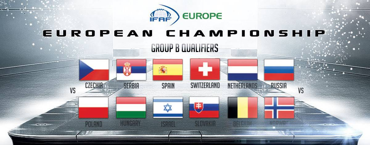 B Group Qualifiers: Spain vs Israel [LiveStream]