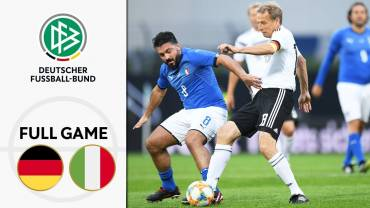Germany vs Italy