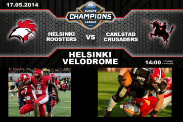 Preview: Helsinki Roosters vs. Carlstad Crusaders